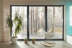 住宅用窓硝子製造