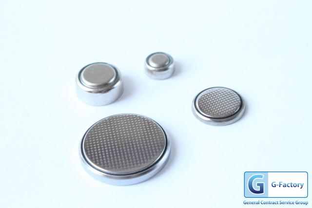 電池製造における機械OP及び検査業務