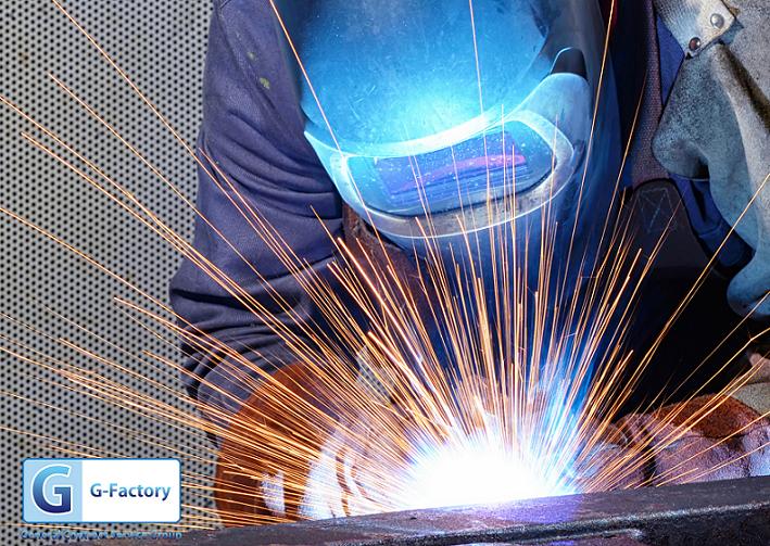 鋼管の製造に関わる溶接・加工・検査作業